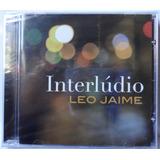 Léo Jaime   Interlúdio [ Cd Lacrado ]